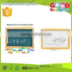 high quality dry erase magnetic whiteboard OEM dry erase board with letters and numbers EZ2038
