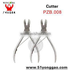 Piglet tooth cutter stainless steel tooth cuter for pig veterinary teeth cutter