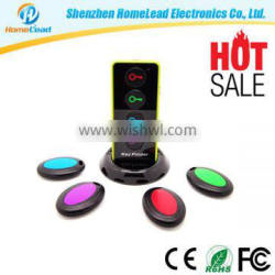 Fashion Popular electronic lovely two-way search smart Anti Lost Remote RF Locator key finder wholesale