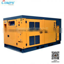 High efficient Two-stage compression diesel fixed screw air compressor, rotary compressor