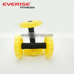 Hot sale 2-wheel the newest AB wheel for exercise