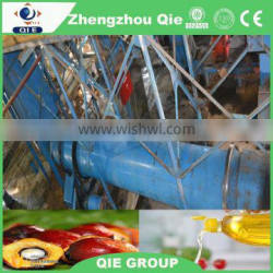 Professional 1TPH-100TPH palm fruit oil plant machinery manufacturer with ISO BV,CE