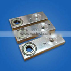 [6061/6063/7075 Aluminum] Anodized CNC Lathe Machining Parts [Camera Frame Shape]