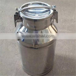 Stainless Steel Portable Milk Container