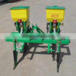 High quality 2BYCF-2 2 rows corn bean seeder with Fertilizer drill for 10-25HP Tractor
