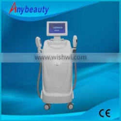 Anybeauty super shr hair removal machine for beauty salon