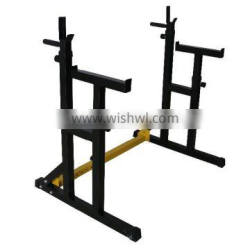 Crossfit Gym Power Squat Stand Adjustable