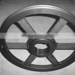 High quality OEM pulley pulley wheel sliding door hanging pulley casting HT250 stainless steel pulley