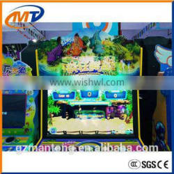 Funny hitting Crazy Crocodile kids hit game machine for game center with high quality for sale