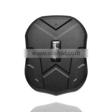 tk905 vehicle personal tracking device with powerful magnet ,built in 5000mAh battery