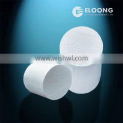 Superior Quality Honeycomb ceramics for chemical industry
