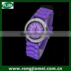 Candy geneva kids silicone jelly watch