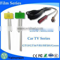 Good selling car indoor ISDB-T film antenna Japan& Brazil