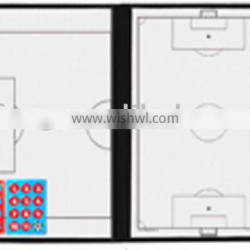 Football Referee Using in game or training Magnetic Tactic Board