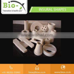 High Strength Insural Shapes for Metal Casting Industries at Low Price