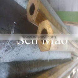 Directly manufacture special shape /CuZn 30 Thick walled copper tube/bar