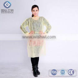 Isolation and protective gowns non woven fabric