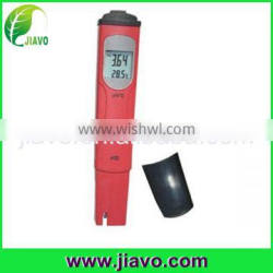 top quality of ph meter pen with Temperature display