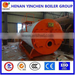 CWNS series fire tube hot water boiler heavy oil diesel