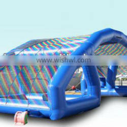 giant outdoor inflatable sport game NS044