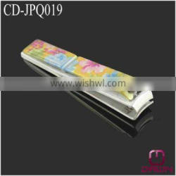 New colorful stainless steel finger nail clipper CD-JPQ019