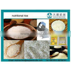 DP70 CE certificate competitive nutritional rice /artificial rice machine/whole production line
