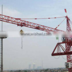 Look! CE,ISO Apporved!! High Quality QTZ125 (8Ton) Hydraulic fixed used or new tower crane for sale,tower crane manufacturers