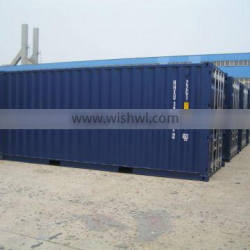 20GP brand new container with lock box in RAL5013