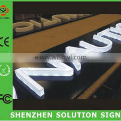 outdoor advertising acrylic led light signs letter acrylic led letter sign acrylic led sign
