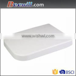 Urea Material Square toilet seat and cover