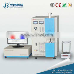 CS995/996 stainless steel carbon sulfur analyzer