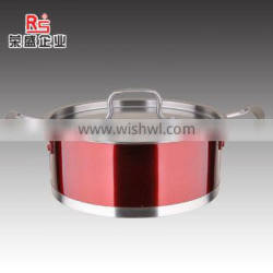 charm stainless steel soup pot