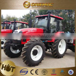 Tractor and tractor disc plow for sale 130hp 4*4 cheap garden tractor