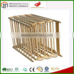 foldable playpen wood