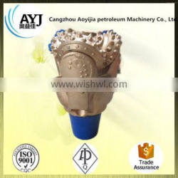 TCI Steel tooth mill tooth steel tricone bit for sale ,high quality TCI tricone rock bit, cone bit nozzle gauge