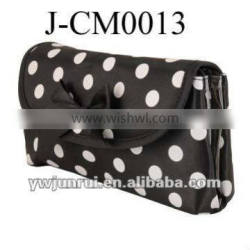 Accept OEM Orders Fashion Design pulka dot bag for cosmetic