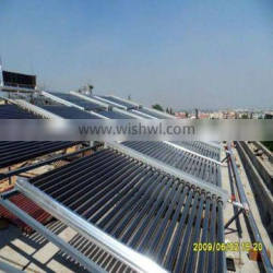 Non-pressurized Solar Hot Water Heating System