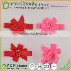Gift box packing ribbon bow pre-made bows