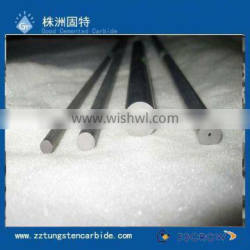 Original manufacture solid tungsten carbide rod with double helix hole