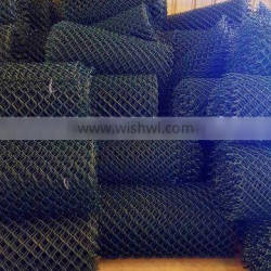 Cheap price park mesh / zoo fence/ garden fence /hot dipped galvanized chain link fence for sale