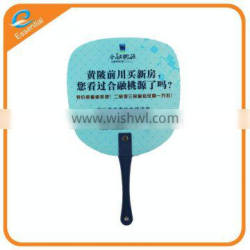 China factory supply kinds paper hand fan designs, fan hand for promotion