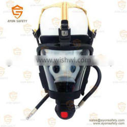 Radio mask communication and talkable mask for military and civil defence with anti fog lens- Ayonsafety