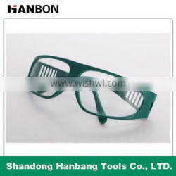 Plain glass spectacles / welding and cutting eye protection glasses