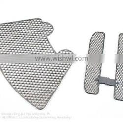 High Precision Stainless Steel Etching Chemical Photoetched Grids For Batteries