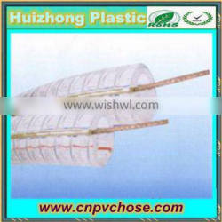 PVC anti-static composite steel wire hose pipe