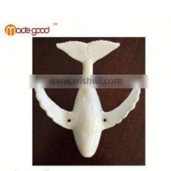 aluminum Humpback Whale bathroom products fabricated metal hook modern cleaning products