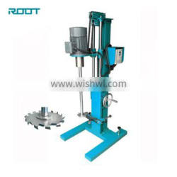 Laboratory use high speed disperser for small batch color paint mixing