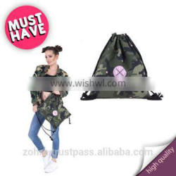 Camo pink hearts school picnic mesh sport gym fitness work top gymnastic traveling fashion travel wholesale simple backpack