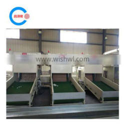 New type polyester wadding machine /thermo bond wadding production line in nonwoven