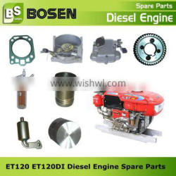 ET120 ET120DI Kubota Diesel Engine Gasket Assy of ET120 ET120DI Diesel Engine Kubota Parts